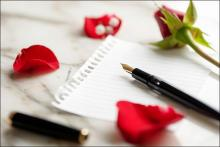 Write A Love Letter.