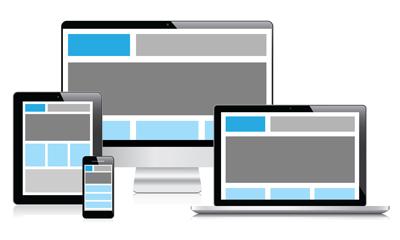 We offer responsive web development!