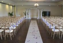 East Ballroom Wedding Ceremony