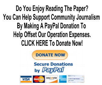 Donate To The Paper By PayPal