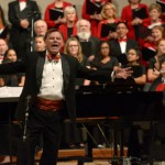 "Craig Stephan, associate conductor and accompanist for the Montgomery County Choral Society, invites all Houston-area families to join the society on Dec. 15 as it celebrates the holidays by presenting ""Your Christmas Favorites."""