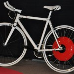 "Battery-assisted E-Bikes, like this ""Two-Wheeled Tesla"" with the famed Copenhagen Wheel, are helping to bring back cycling as a viable option for commuters looking to drive their cars less."