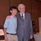 Warren Buffet, the American businessman and investor, personally awarded Fabian Fernandez-Han 10 shares of Berkshire Hathaway stock.