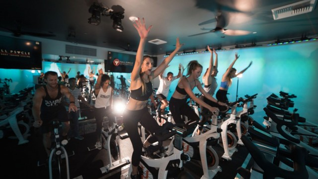 On September 21, Full Psycle, a revolutionary rhythm-based indoor cycling experience, will be opening its very first Texas location at Market Street in The Woodlands.