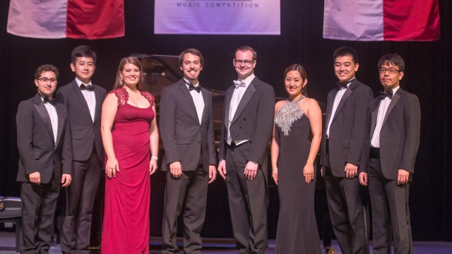 The winners of 2017's Young Texas Artists Music Competition performed classics by such masters as Bela Bartok, Jacques Ibert,Franz Liszt and Sergei Rachmaninoff.