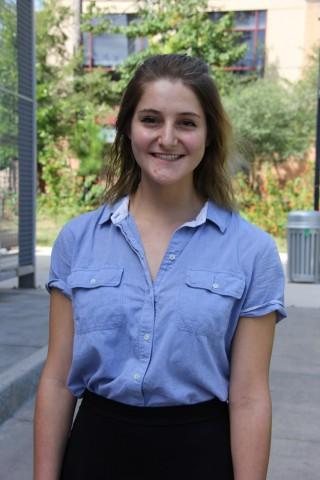 Carina Masuelli, a senior at The John Cooper School, has been named a 2018 National Merit Semifinalist.