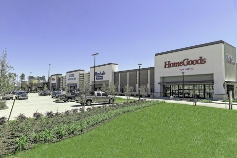 Conroe Tx July 9 2018 336 Marketplace Situated In The Fast Growing Montgomery County Master Planned Community Of Grand Central Park Will Welcome