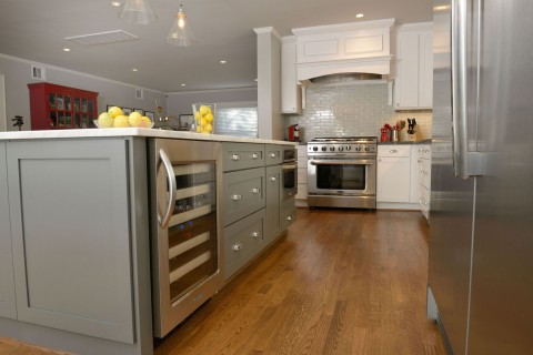Greymark Construction Recently Renovated This Kitchen, Which Includes  Several Of The Currently Popular Improvement Options. HOUSTON ...