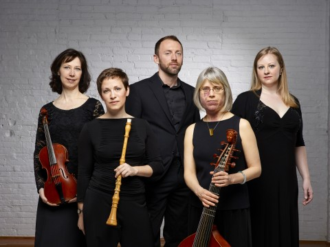 "The Houston Early Music series welcomes Cleveland-based ensemble Les Délices, which will perform ""Myths & Allegories,"" a musical tribute to Homer's ""Odyssey"" on Friday, Nov. 3."