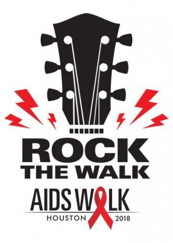 """AIDS Foundation Houston, Inc. (AFH) hosts the 29th annual AIDS Walk Houston and """"Rock the Walk"""" concert and finish line party on Sunday, March 4, 2018, at Sam Houston Park in Downtown Houston."""