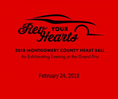 MoCo Heart Ball 2018