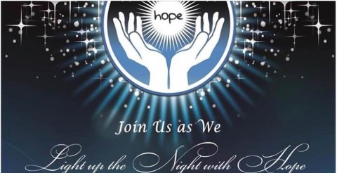 The 5th Annual Light up the Night with Hope celebration and will take place on December 31, 2017 at La Torretta Lake Resort and Spa.