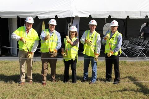 Entergy Texas Kicks Off Construction of Port Arthur