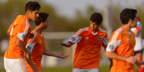 The master-planned community of Woodforest and the Houston Dynamo/Dash Youth Soccer Club are inviting the public to the grand opening of the Stampede Sportsplex 6-8 p.m. Friday, Aug. 25.