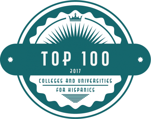 Lone Star College has been named a Top 100 College for Hispanics by Hispanic Outlook magazine.