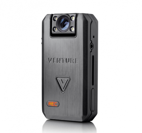 VENTURE, the world's most versatile, wearable 4-in-1 HD camera.