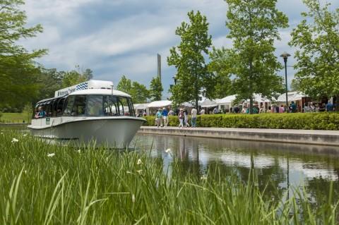 WWAF Boat.