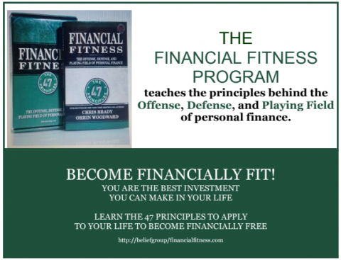 The Green Box provides a person the opportunity to start down that path and help themselves first become financially fit.