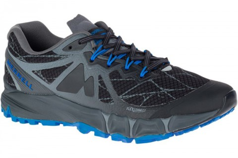 Merrell's line of vegan-friendly shoes, including the Agility Peak Flex pictured here, are made without any animal products yet perform as well as their conventional counterparts.