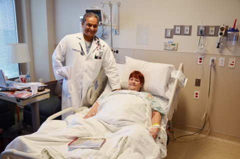 Doctors at Memorial Hermann The Woodlands Hospital first in