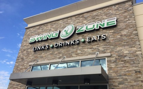 Swing Zone Golf Opens In The Woodlands | The Paper Magazine ...