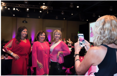 The fourth annual Wine Women & Shoes Houston, presented by EXIT Lone Star Realty, is only a few days away!