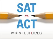 SAT or ACT What's the Difference?