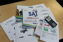 Ace the SAT and Pick Your School